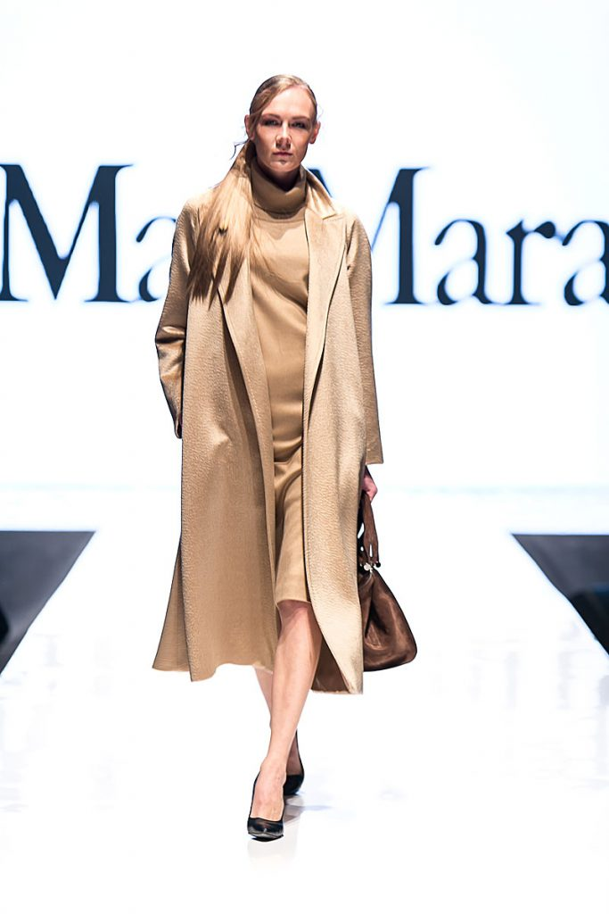 Charity fashion show MaxMara 3