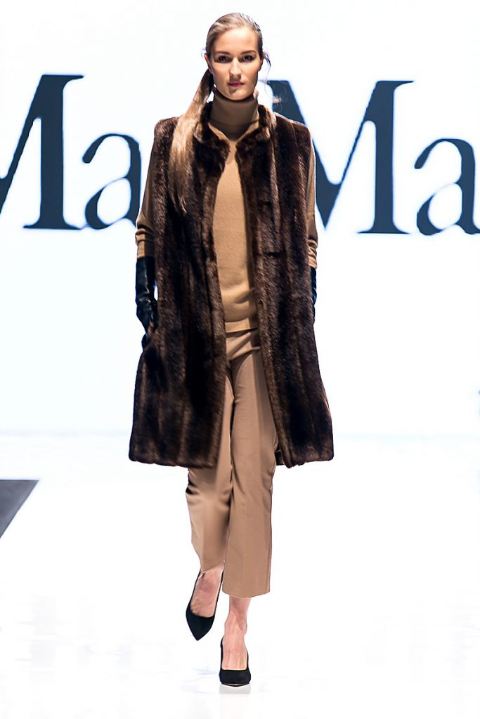 Charity fashion show MaxMara 4