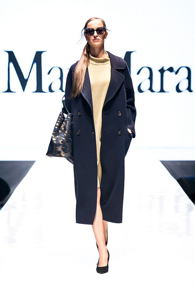 Charity fashion show MaxMara