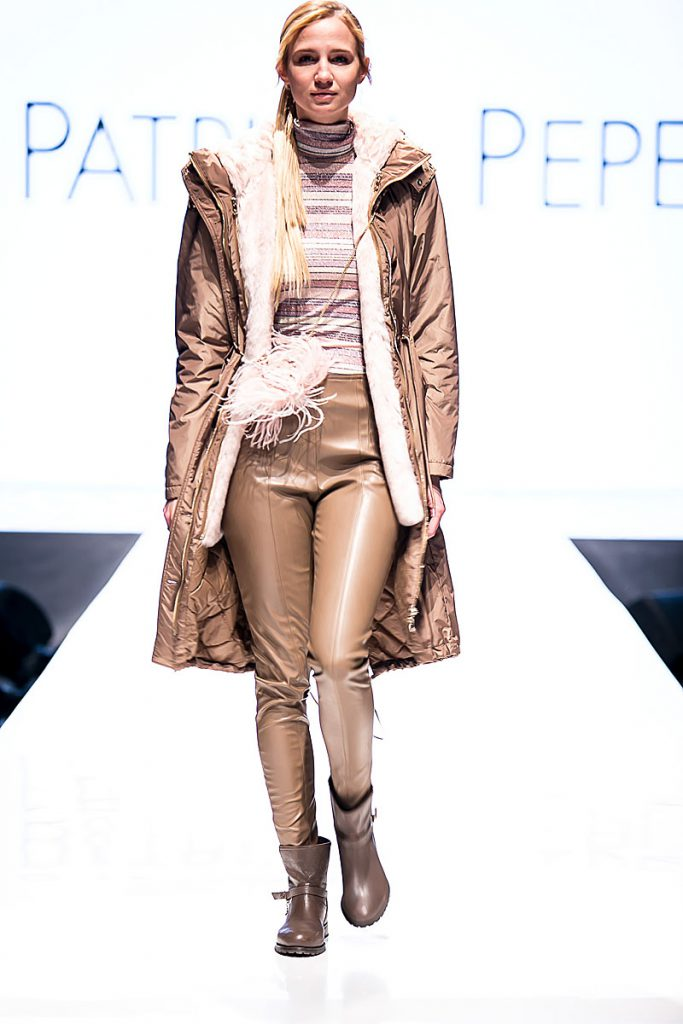 Charity fashion show Patrizia Pepe 3