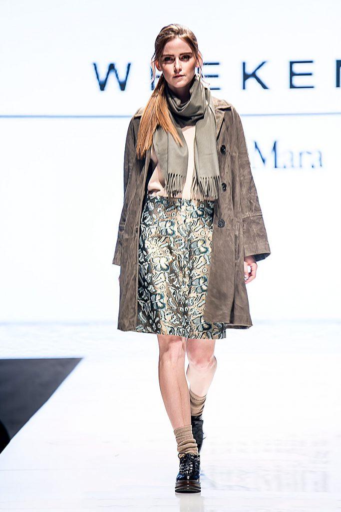 Charity fashion show Weekend MaxMara